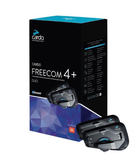 Cardo Freecom 4 Plus Recensione