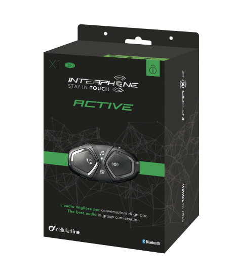 Interphone Active Recensione