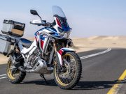 interfono honda africa twin